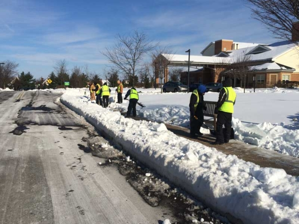 snow removal company - snow removal services