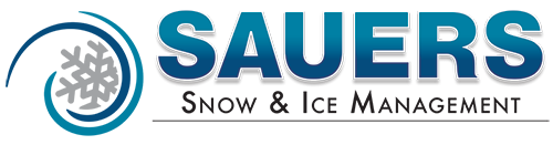 Sauers Snow & Ice Management Retina Logo