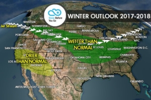 2018 winter weather prediction