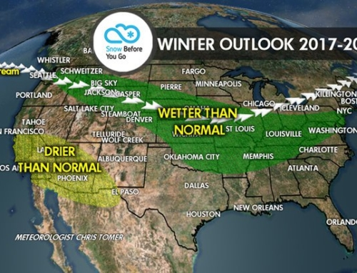 2018 Winter Weather Prediction for the Mid-Atlantic Region