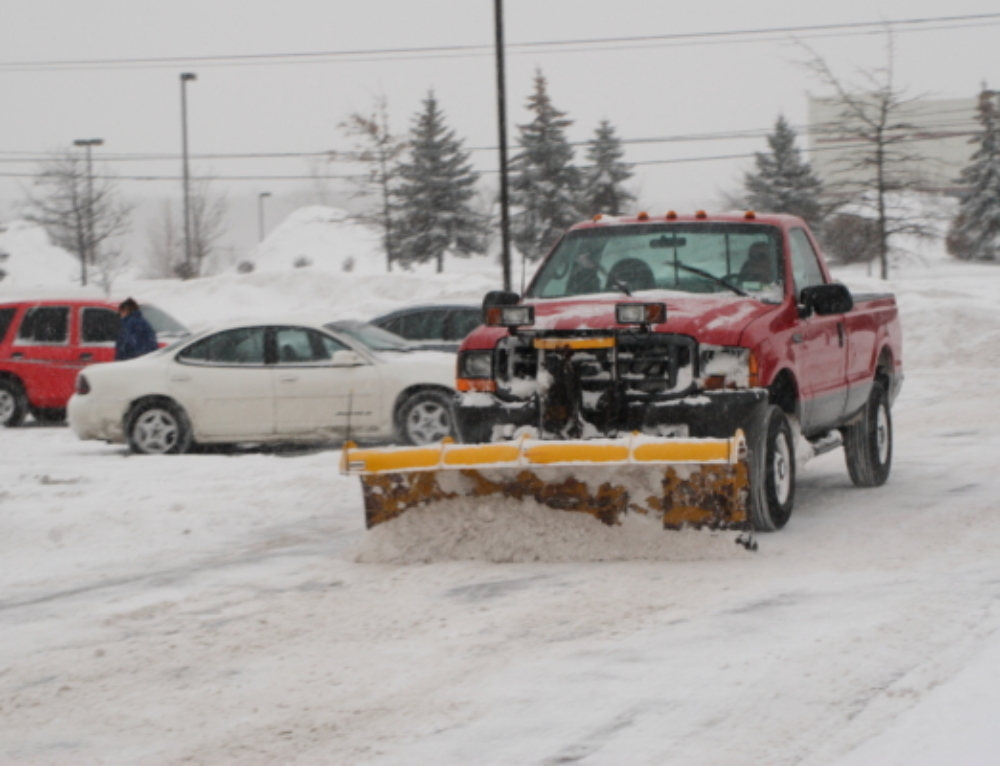 """Don't Settle for A """"Plow Guy."""" Get a Winter Emergency Response Plan for Your Commercial Property"""