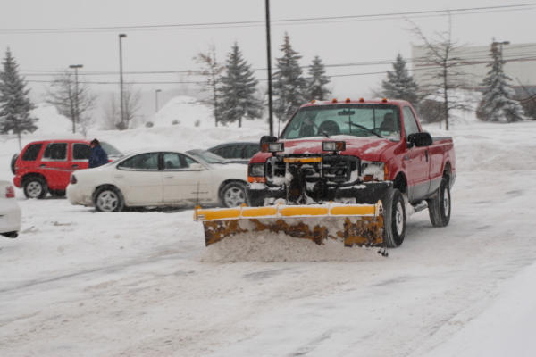 snow and ice management; snow removal; snow plowing