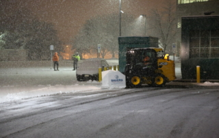 Sauers Commercial Snow Removal Services