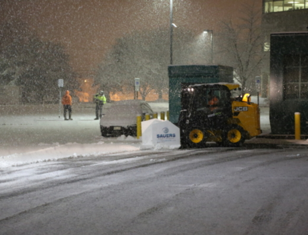 Why Partner with a Commercial Snow Removal Company for Your Retail Business