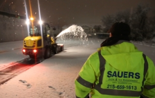 Sauers_Account Manager_ Commercial Snow Removal_Evaluation